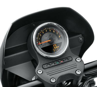 HD Sportster 2 en 1. Source: Harley Davidson