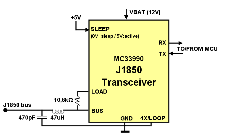 MC33990 Diagram Source: Momex.cat