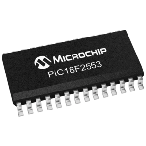 PIC18F2553. Source: Microchip Technology